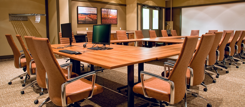Webcast meeting software designed for boardrooms
