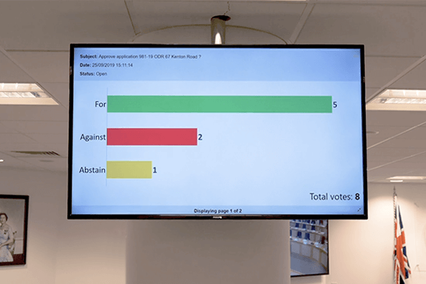Display-votes-on-screen