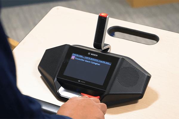 Bosh DICENTIS wireless