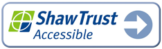 shawtrust Accessible certificate logo